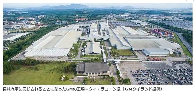 2020-2-22GMタイ工場空中写真