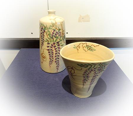 0909ふじ花瓶