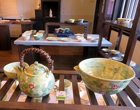 0909陶泉窯 椿