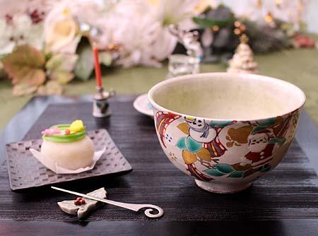 1210Xmas抹茶碗