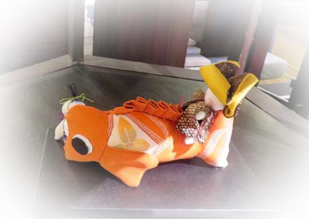0125古布鯉と子供