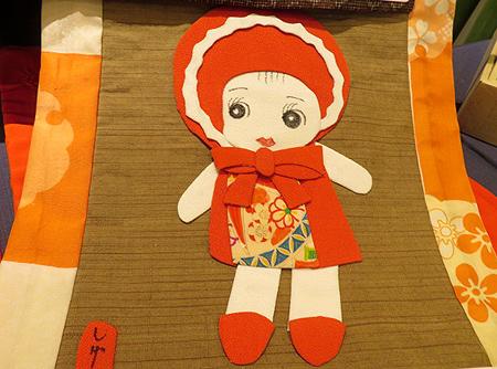 0125古布 文化人形
