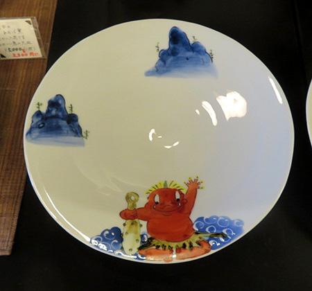 0214鬼の大皿
