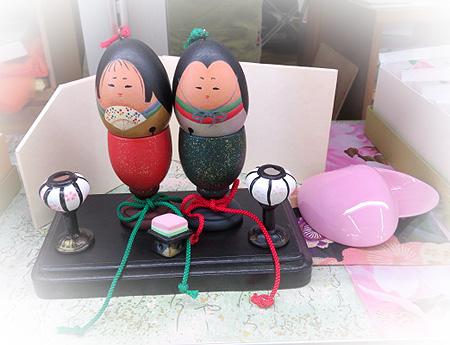 0216卵お雛さま
