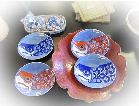 0331鯉のぼり小皿