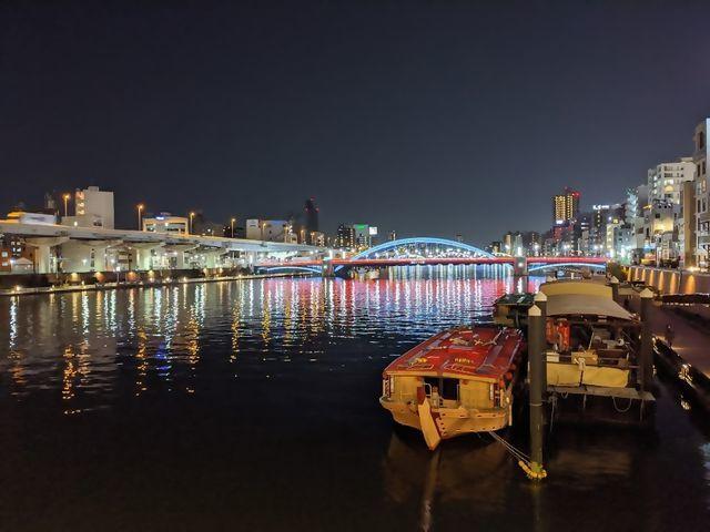 吾妻橋 駒形橋