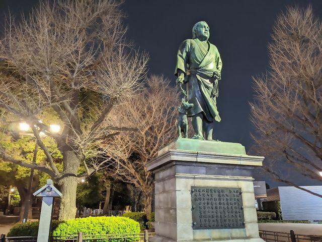 西郷隆盛銅像 上野