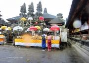 バリ ブサキ寺院