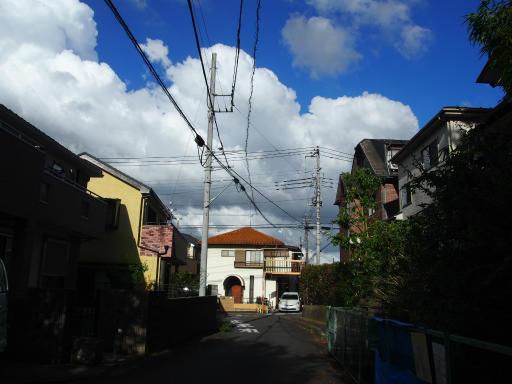 20190908・台風前の空02・東の空