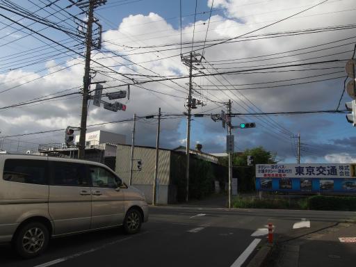 20190908・台風前の空07・小手指南交差点にて