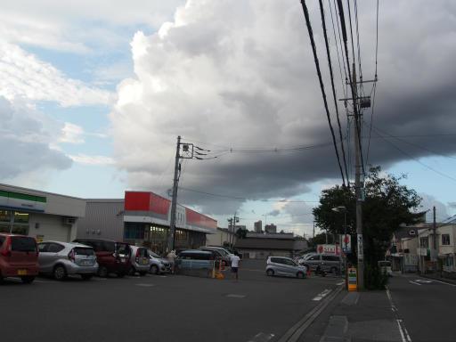 20190908・台風前の空22・スーパーセキ到着