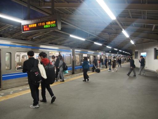 20191030・薬用植物園鉄6・東大和市駅2