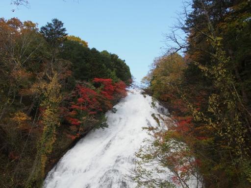 20191027・日光旅行空2-12・湯滝から湯の湖へ、空・大