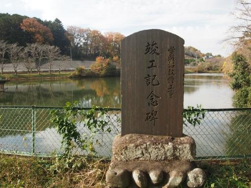 20191201・深谷ドライブ5-18・学頭沼石碑・中