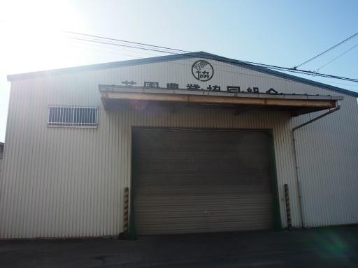 20191201・深谷ドライブネオン02・小前田駅前の農協