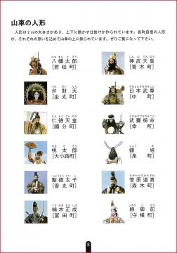 「常陸國總社宮例大祭PR小冊子」8