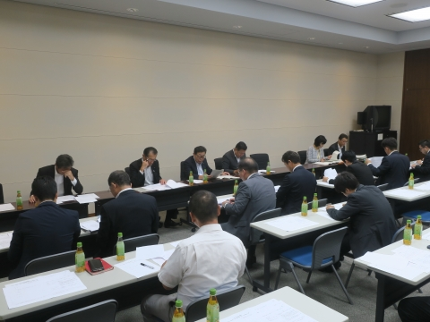 「第7回茨城県いじめ防止対策推進条例」勉強会③