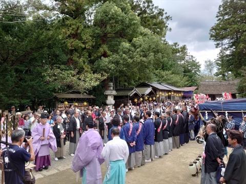 「令和元年度常陸國總社宮例大祭」9月14日神幸祭⑦_R