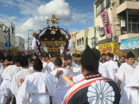 「令和元年度常陸國總社宮例大祭」9月14日神幸祭⑰_R