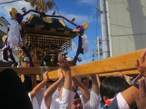「令和元年度常陸國總社宮例大祭」9月14日神幸祭⑲_R