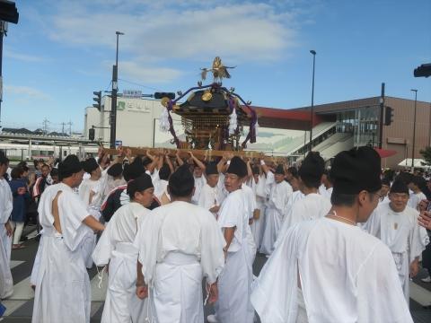 「令和元年度常陸國總社宮例大祭」9月14日神幸祭㉒_R