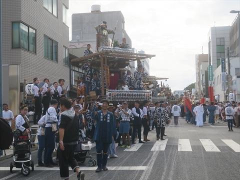 「令和元年度常陸國總社宮例大祭」9月14日神幸祭㉖_R