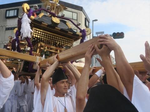 「令和元年度常陸國總社宮例大祭」9月14日神幸祭㊶_R