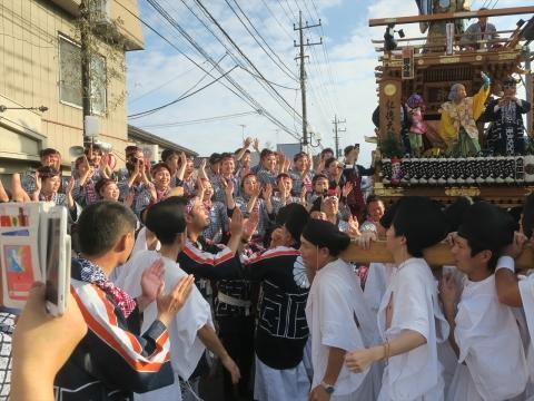 「令和元年度常陸國總社宮例大祭」9月14日神幸祭PARTⅡ⑨_R