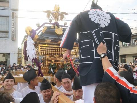 「令和元年度常陸國總社宮例大祭」9月14日神幸祭PARTⅡ⑳_R