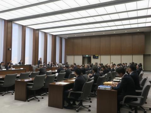 「予算特別委員会&いじめ問題勉強会」③