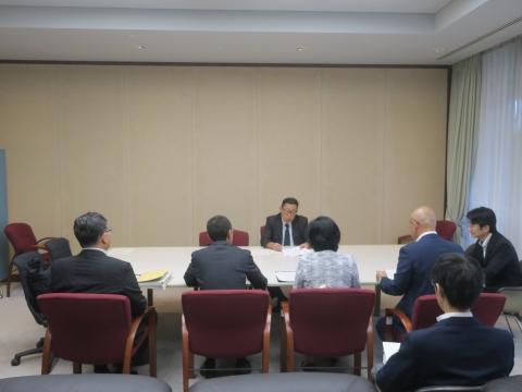 「茨城県いじめの根絶を目指す条例の最終案の策定がする事が出来ました!」⑥