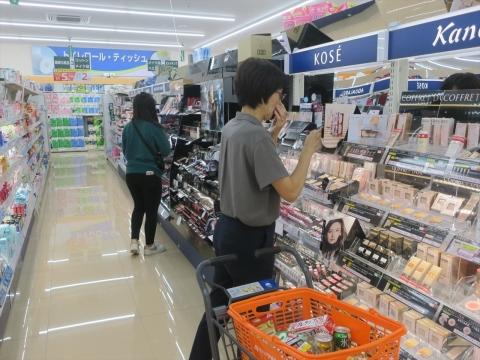 「台風対策の為にお買い物に行きました。」②_R