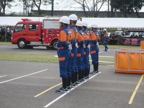 「第70回茨城県県南北部消防ポンプ操法大会9・20分団」 (7)