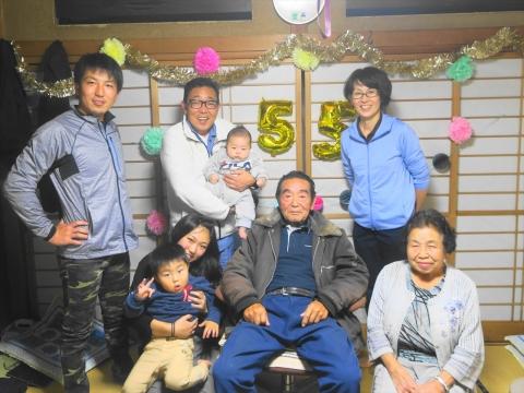「戸井田和之55歳!サプライズバースデーパーティー。」 (9)_R