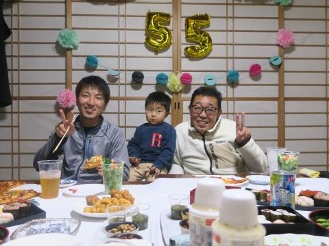「戸井田和之55歳!サプライズバースデーパーティー。」 (12)_R