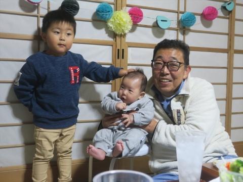 「戸井田和之55歳!サプライズバースデーパーティー。」 (14)_R