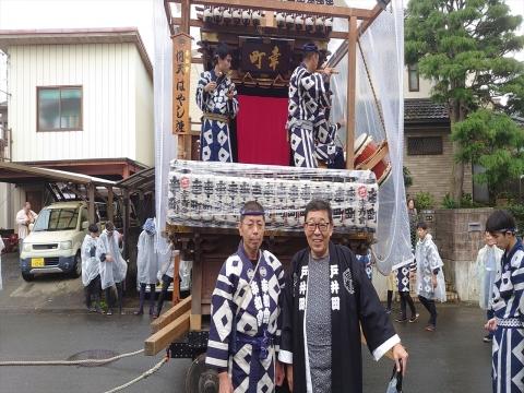 「令和元年度日天宮例大祭」山車巡行④_R