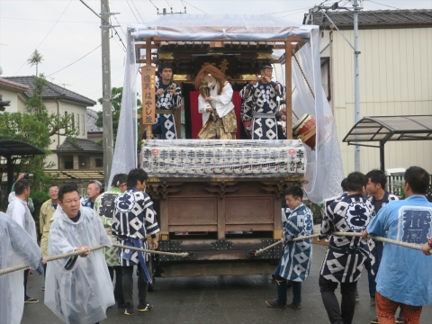 「令和元年度日天宮例大祭」山車巡行⑥_R