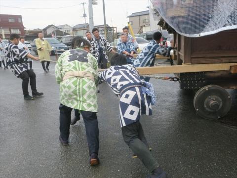 「令和元年度日天宮例大祭」山車巡行⑩_R