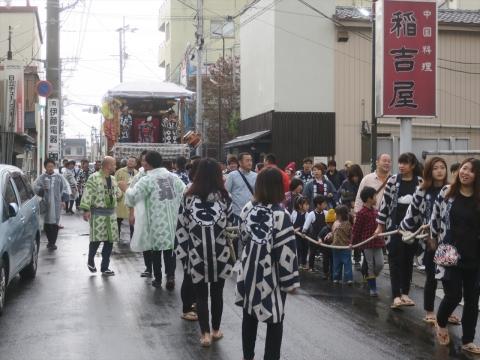 「令和元年度日天宮例大祭」山車巡行⑰_R
