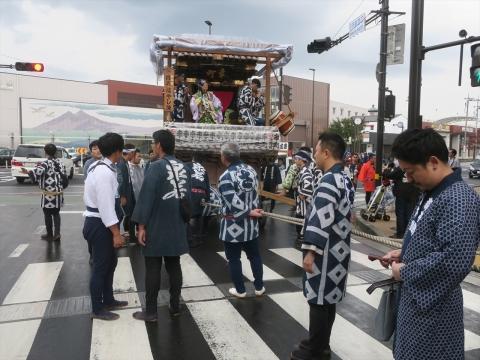 「令和元年度日天宮例大祭」山車巡行㉕_R