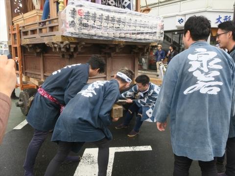 「令和元年度日天宮例大祭」山車巡行㉖_R