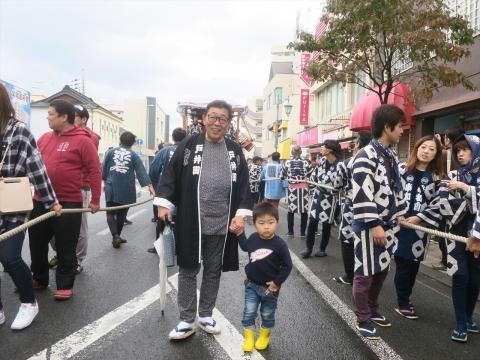 「令和元年度日天宮例大祭」山車巡行㉘_R