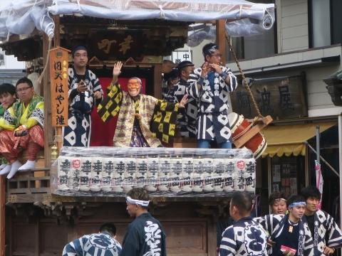 「令和元年度日天宮例大祭」山車巡行㉟_R