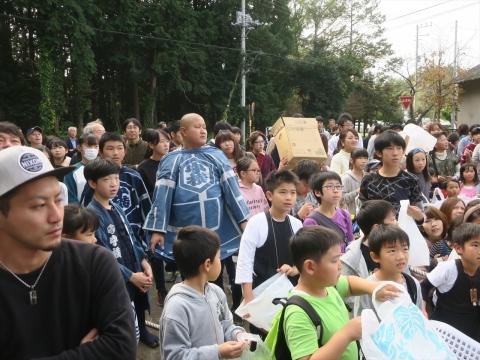 「東大橋香取神社祭礼」②_R