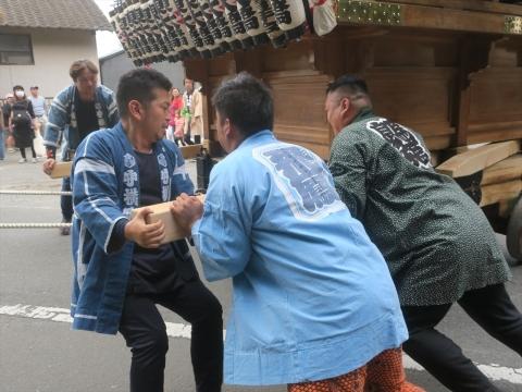 「東大橋香取神社祭礼」⑰_R