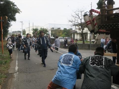 「東大橋香取神社祭礼」⑱_R