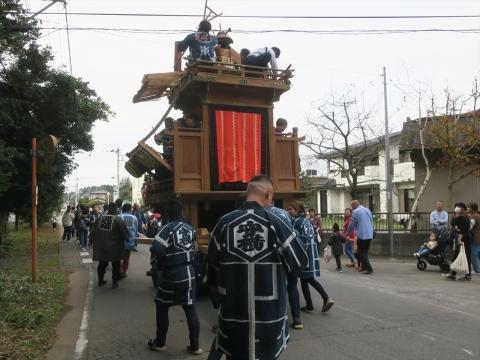 「東大橋香取神社祭礼」⑲_R