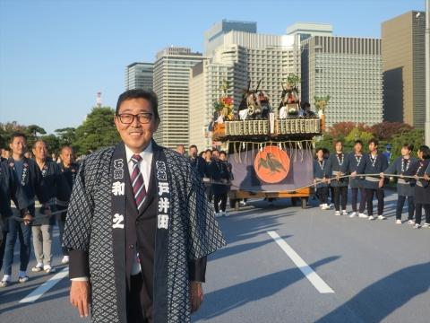 「天皇陛下御即位をお祝いする国民祭典「奉祝祭り」④_R
