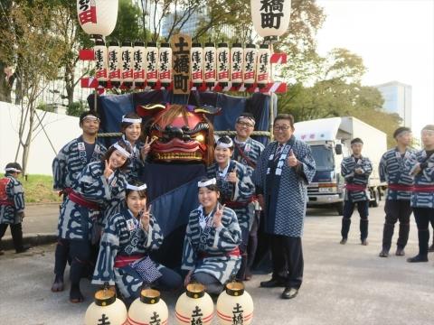 「天皇陛下御即位をお祝いする国民祭典「奉祝祭り」⑮_R